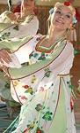 Славянский стилизованный женский